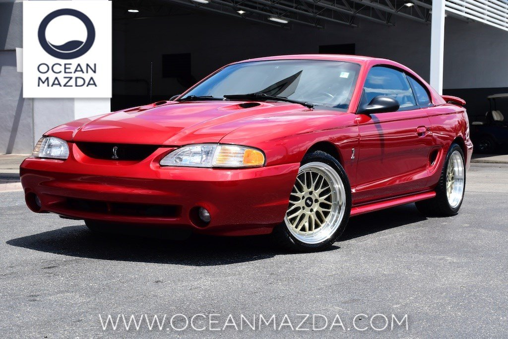 Pre Owned 1996 Ford Mustang Cobra