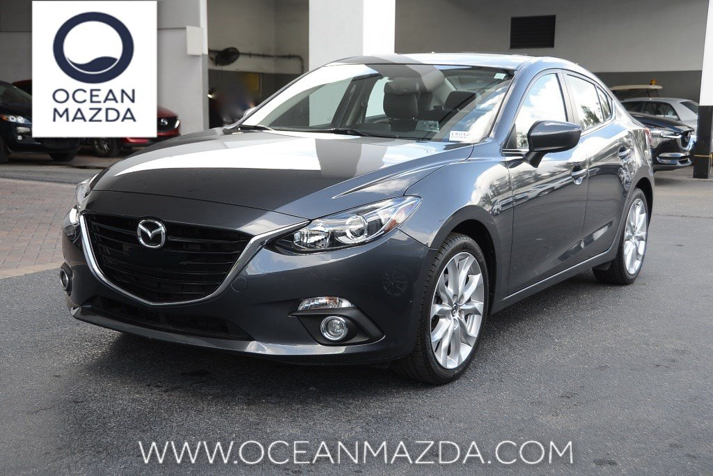 Certified Pre Owned 2016 Mazda3 S Touring