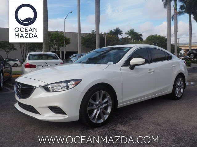 Certified Pre-Owned 2014 Mazda6 i Touring