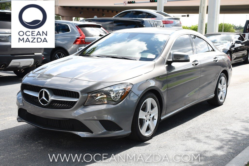 Pre Owned 2016 Mercedes Benz Cla 250